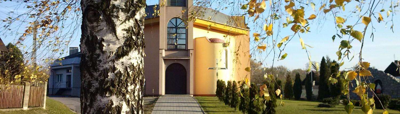 Rzymskokatolicka Parafia św. Floriana w Czekanowie
